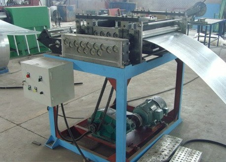 Cable Tray Machine