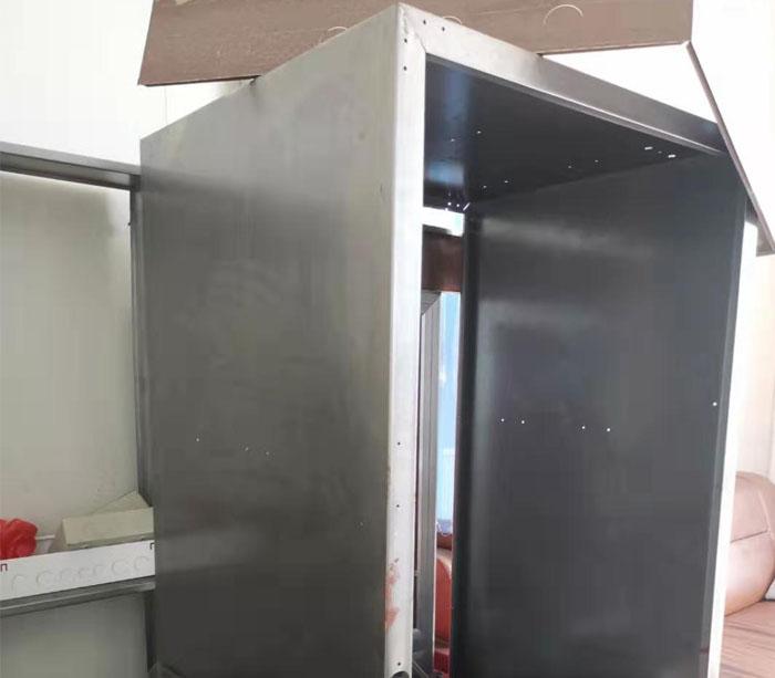 Пожарная коробка Профилегибочная машина