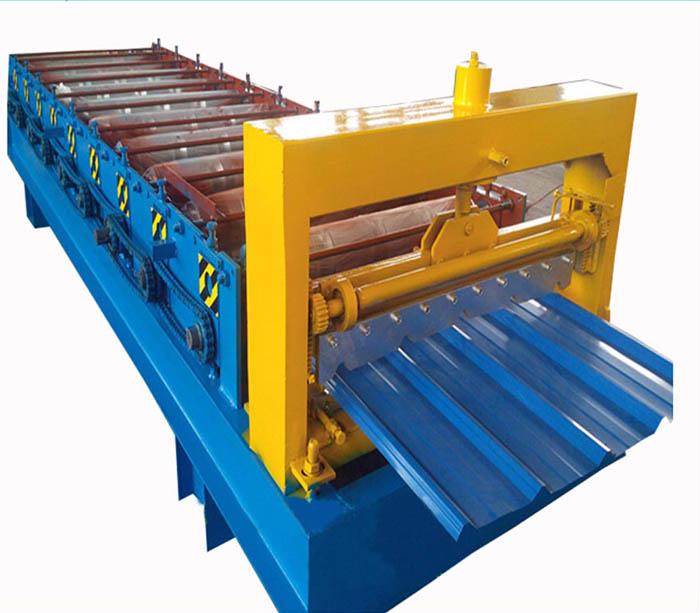 Оборудование для производства кровельного панель и фасонных уголков