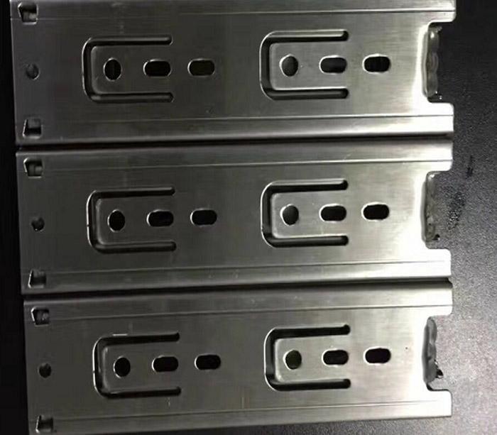 3 складка подшипник выдвижной ящик делая машину