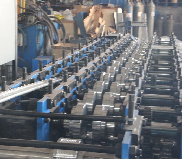 Профилегибочная машина для производства гипсокартона для металлического шпильки и направляющей