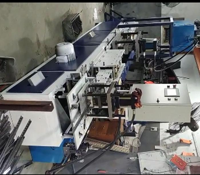 DIN-рейка Профилегибочная машина