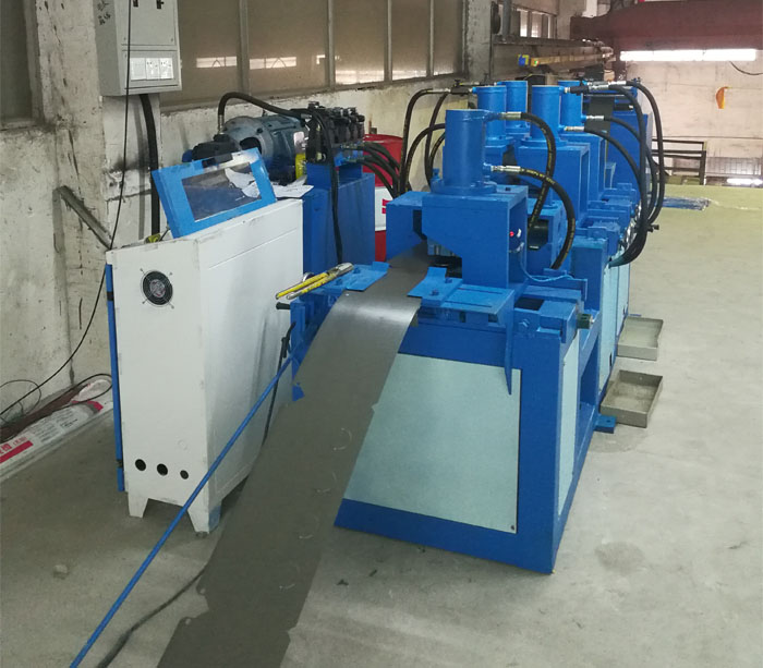 Электрическая модульная машина для производства железных коробок